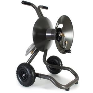 Portable Garden Hose Reel Cart